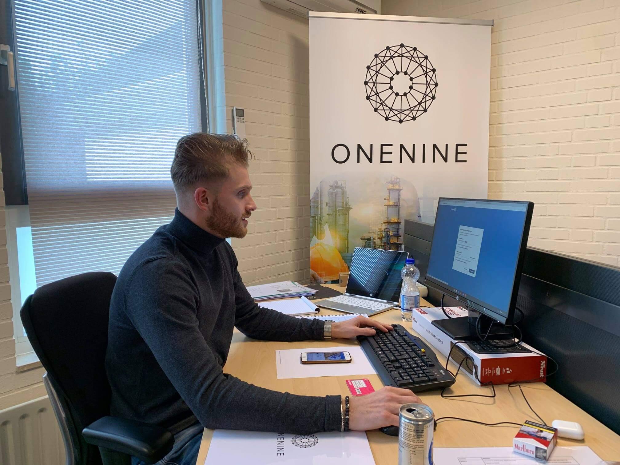 Nieuwe consultant Onenine